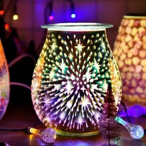 Star Explosion Wax Melter